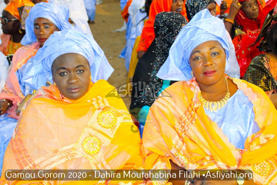 PHOTOS - Les Images du  Dahiratoul Moutahabina Filahi de Gorom, edition 2020, présidé par Serigne Habib Sy Mansour