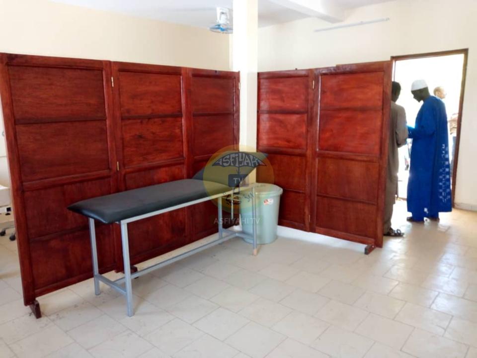 PHOTOS - TIVAOUANE - Pour protéger les « Talibés » Le Khalif General des Tidianes décrète le confinement  du Daara de la Zawiya Seydil Hadj Malick Sy