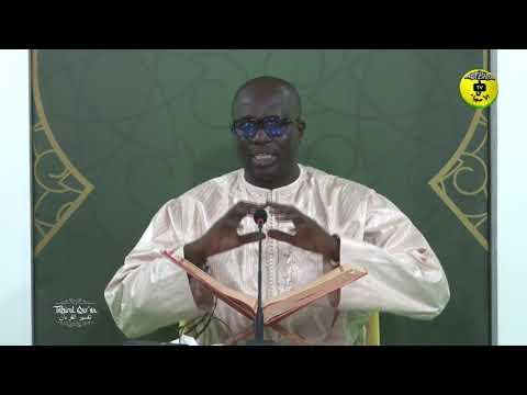 Tafsirul Quran Episode 9 - Avec Professeur Mame Ousmane Ndiaye - Sourate Al Baqara