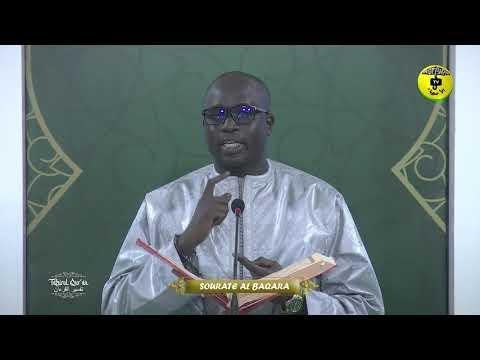 Tafsirul Quran Episode 23 Avec Professeur Mame Ousmane Ndiaye - Soutate Al Baqara