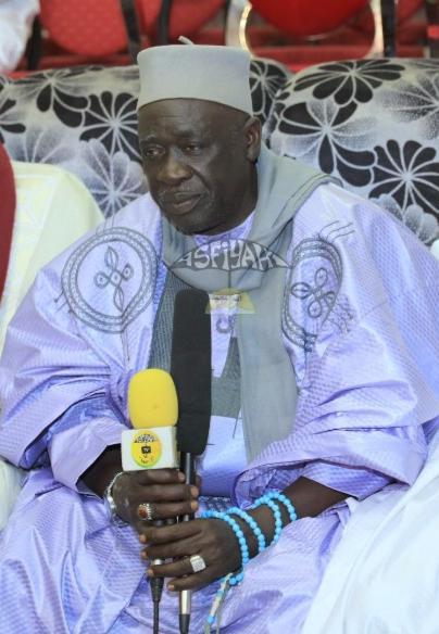 HLM - Rappel à Dieu de l'Imam Mouhamadou Lamine Sarr