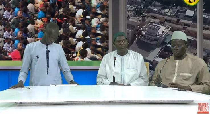 Borom Daara yi - Révision générale avec Imam Mansour Seck -Oustaz Madiop Ndoye et Oustaz Lamine Samb