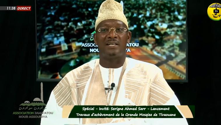 Spécial - Lancement Travaux d'achèvement de la Grande Mosquée de Tivaouane