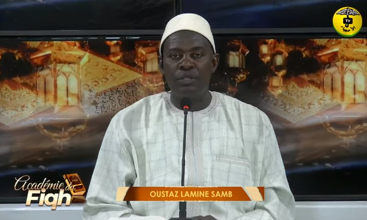Acadèmie Fiqh du 13 septembre 2020 par Oustaz Lamine SambThème : Suite réparation prière