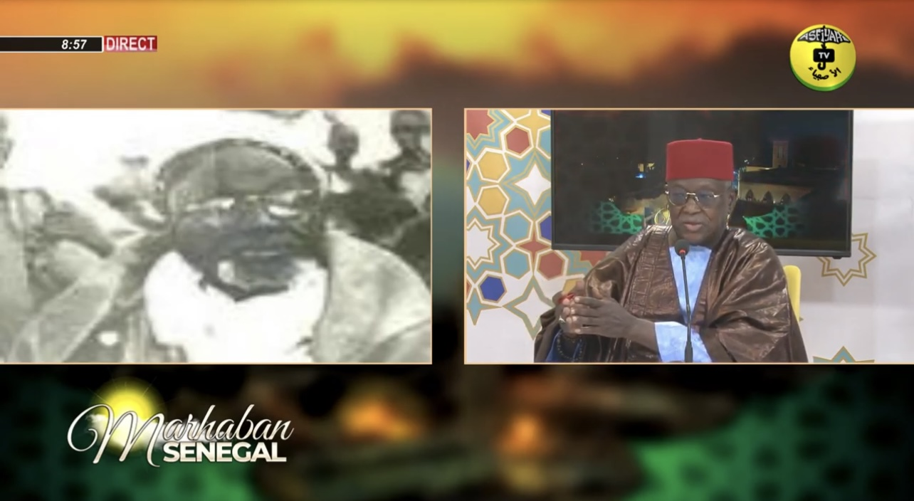 MARHABAN SÉNÉGAL DU 22 JANV 2021 - Invité: Serigne Idrissa Mbengue - Special Serigne Salif Mbengue