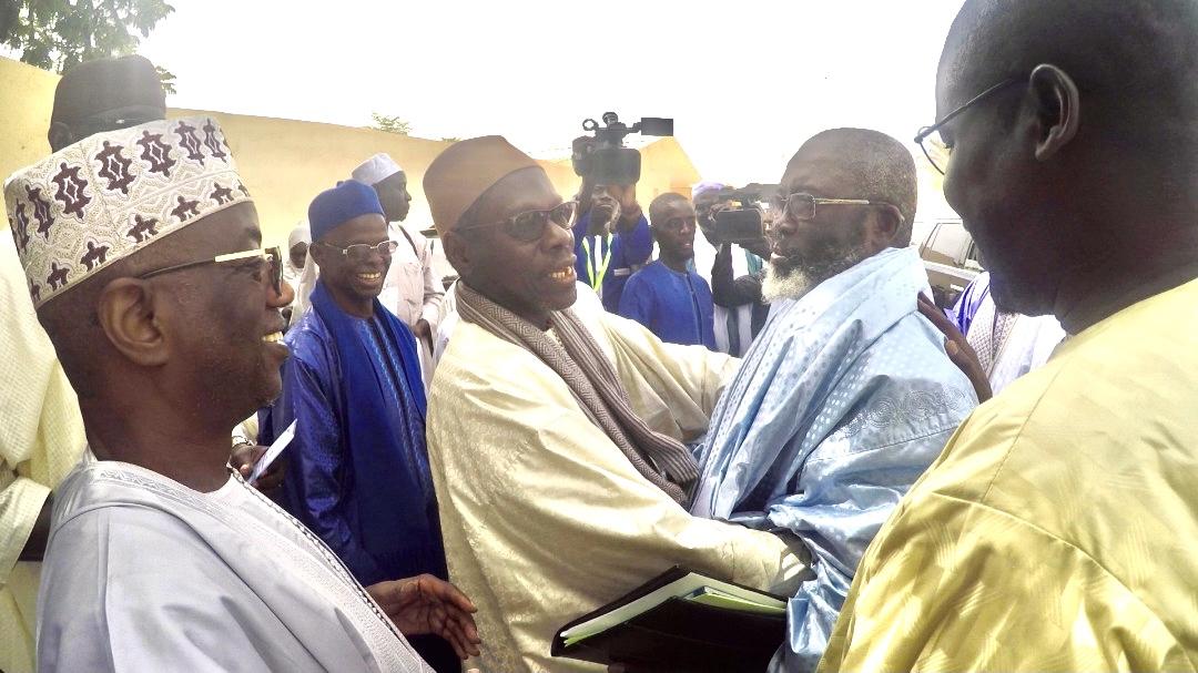 Allah a repris c'est Lui qui avait donné (Pr. Abdoul Azize KEBE)