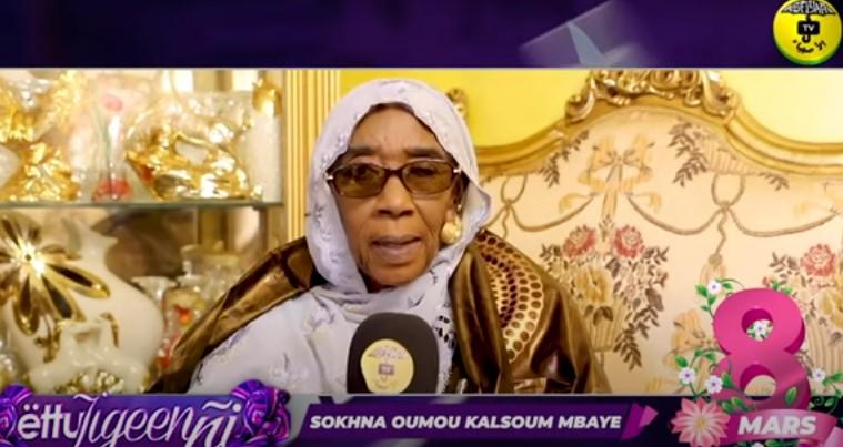 Special 8 Mars - Sokhna Kala Mbaye et Sokhna Ndèye Marème Sy Djamil - FEMME , ISLAM ET DÉVELOPPEMENT