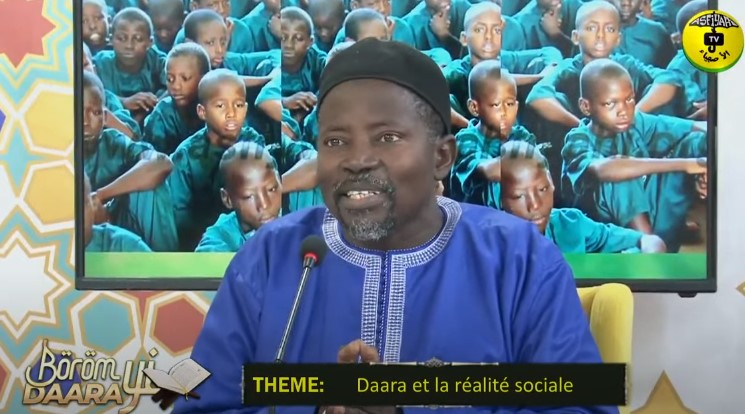 Borom Daara yi du 17 Mars 2021 Thème: Daara et la réalité sociale Invitè: Imam Babacar Seck