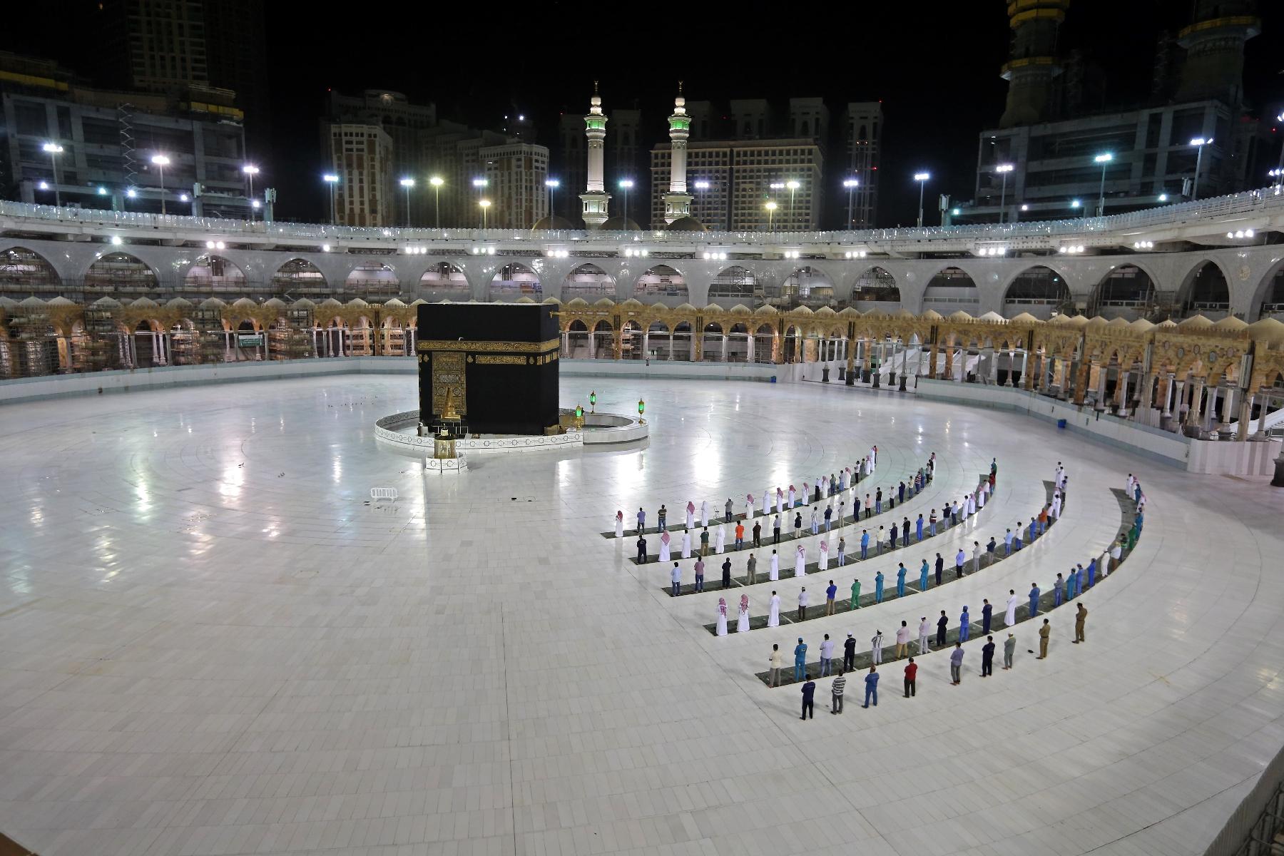 Hajj 2021 : le ministère saoudien du Hajj exige la vaccination et la limitation d'âge à 60 ans.