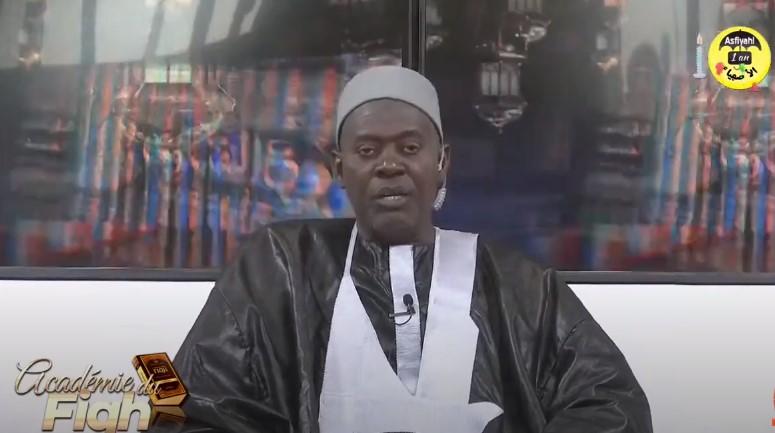 Acadèmie du Fihq du 28 Mars 2021 par Oustaz Lamine Samb Thème: les actes blamables de la prière