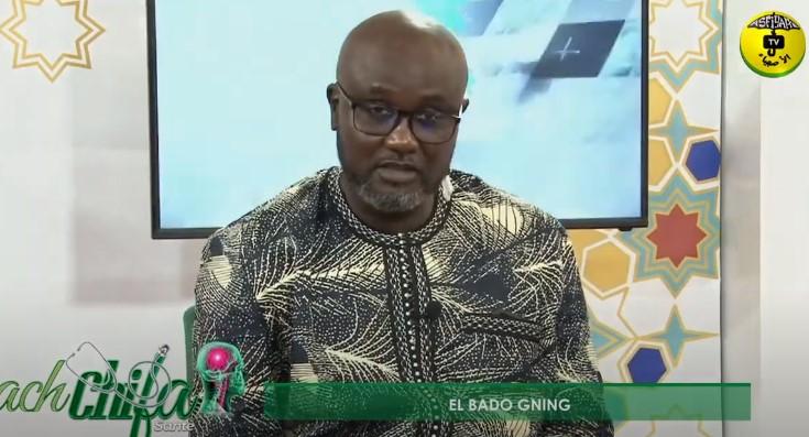 Ach chifa du 11 Avril 2021Thème: l'Assurance Maladie Invitè: Mr André Demba Wade PCA UNAMISC