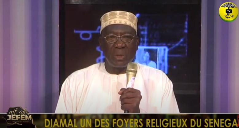 Nit ak Jefeum du 21 -04- 2021 par El hadji Atoumane Ndiaye.Thème: Diamal, Foyer Religieux du Sénégal