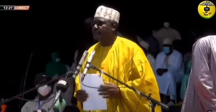 RASSEMBLEMENT NON A L'HOMOSEXUALITE:Le Message de Serigne Babacar Sy Mansour|Par Pape Youssoufa Diop
