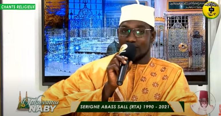 DIRECT ASFIYAHI TV: Hommage à Serigne Abass Sall (rta) 1990 - 2021