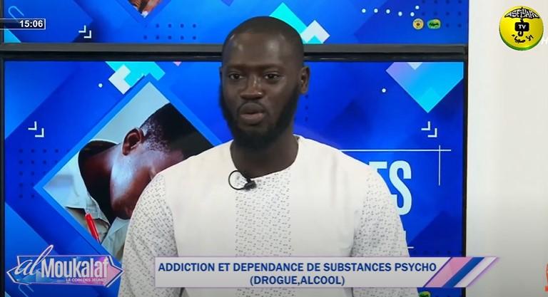 ALMOUKALAF DU DIMANCHE 29 AOUT 2021 THEME : ADDICTION ET DEPENDANCE DE SUBSTANCES PSYCHO (DROGUE,...