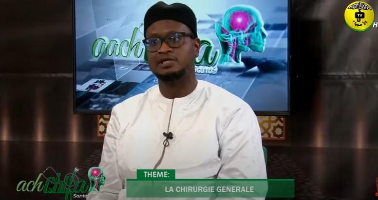 Ach Chifa du 12 Septembre 2021 Théme: LA CHIRURGIE GENERALE Invité: Pr Alpha Oumar Touré