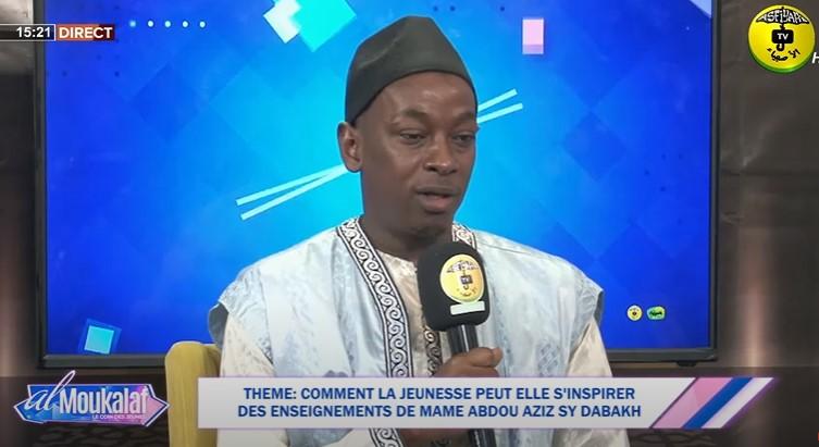 AL MOUKALAF DU 12 SEPTEMBRE 2021 THEME: COMMENT LA JEUNESSE PEUT ELLE S'INSPIRER DES ENSEIGNEMENT...