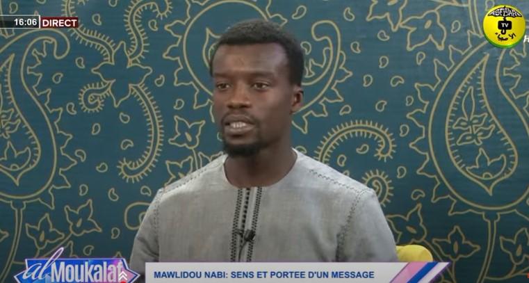 AL MOUKALAF DU 10 OCTOBRE 2021 THEME: MAWLIDOU NABI SENS ET PORTEE D'UN MESSAGE