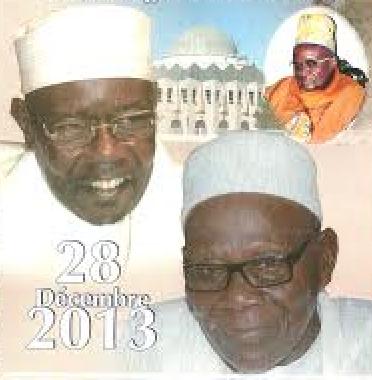 THIÉS - Journée du Coran organisée par El Hadj Khalifa Kébé et famille , Samedi 28 Décembre 2013 ; Théme Central : les leçons du Coran face aux crises contemporaines