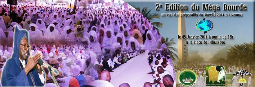 GAMOU TIVAOUANE 2014 : Voici le Programme Officiel des Burds Populaires organisés par le COSKAS