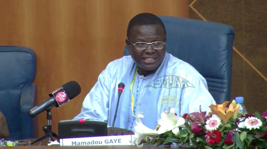 SYMPOSIUM MAWLID 2014 - COMMUNICATION DE MAMADOU GAYE : LA RESPONSABILITE DE LA JEUNESSE FACE AUX DEFIS DE SON HERITAGE
