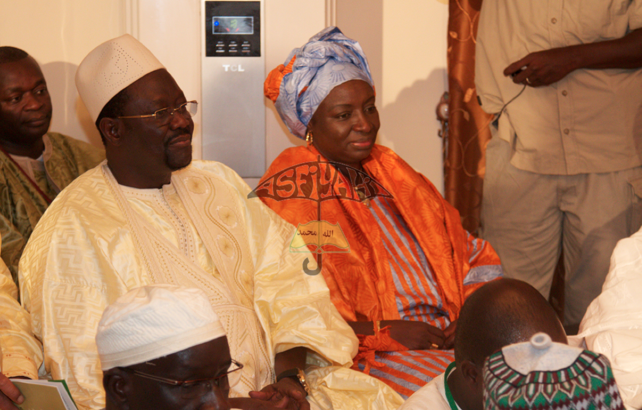 PHOTOS  GAMOU 2014 - Les Images de la Visite du President Macky Sall à Tivaouane