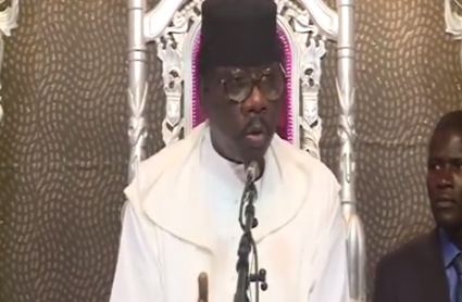 VIDEO : Serigne Moustapha SY  ( Intégralité Gamou 2014 )