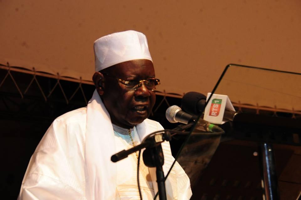 Serigne Abdou Aziz Sy Al Amine loue le courage et la foi de Cheikh Omar Tall