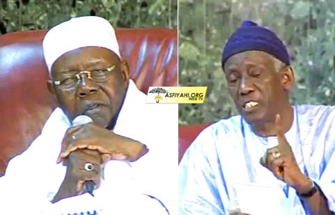 VIDEO - GAMOU 2014 - Mosquée Serigne Babacar Sy (rta) Serigne Abdoul Aziz Sy Al Amine et Serigne Mbaye Sy Abdou