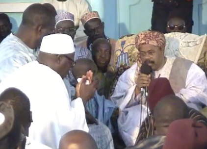 VIDEO - Suivez la Ceremonie Officielle du Gamou de Sokhna Astou Sy Malick , Louga , 8 Mars 2014