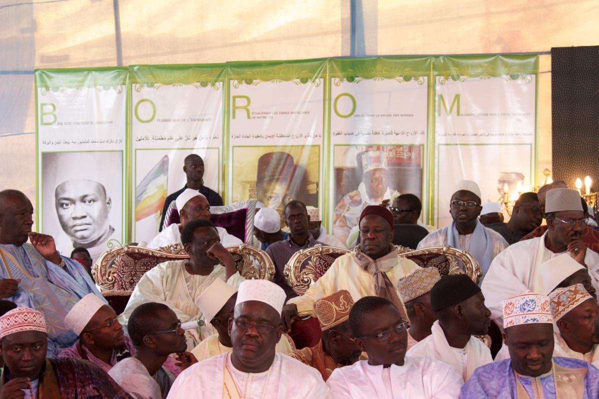 PHOTOS : Les Images de la Journée d'hommage à Serigne Mansour SY Borom Daara Ji du 30 Mars 2014 à Tivaouane