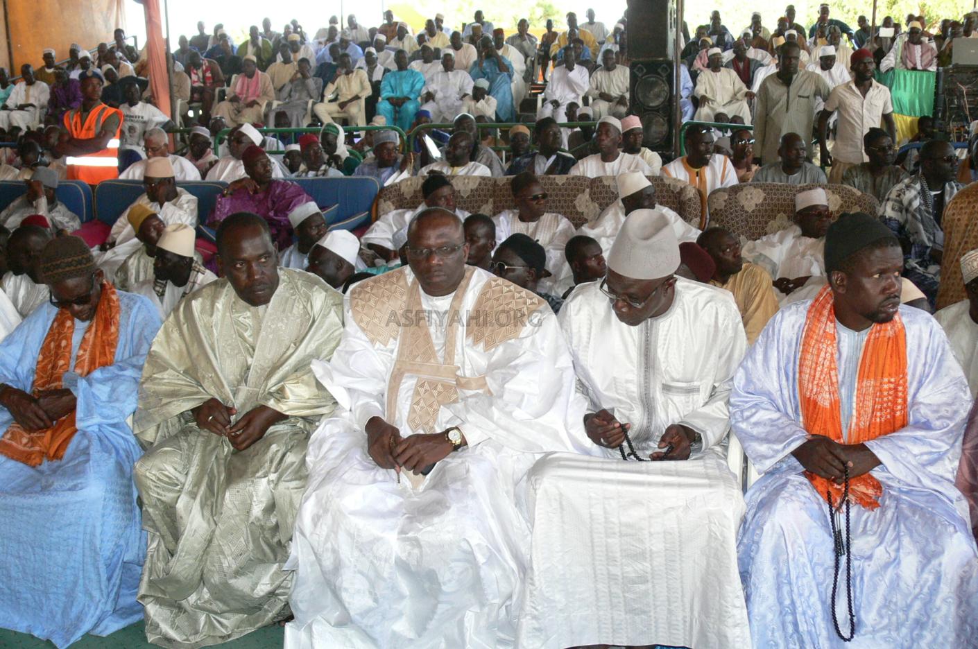 PHOTOS: Les Images de la Ceremonie Officielle du Gamou de Diacksao de ce Samedi 5 Avril 2014