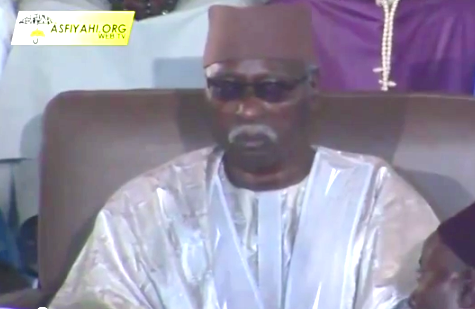 VIDEO GAMOU DIACKSAO 2014 - CEREMONIE OFFICIELLE : Allocution de Serigne Mbaye Sy Mansour
