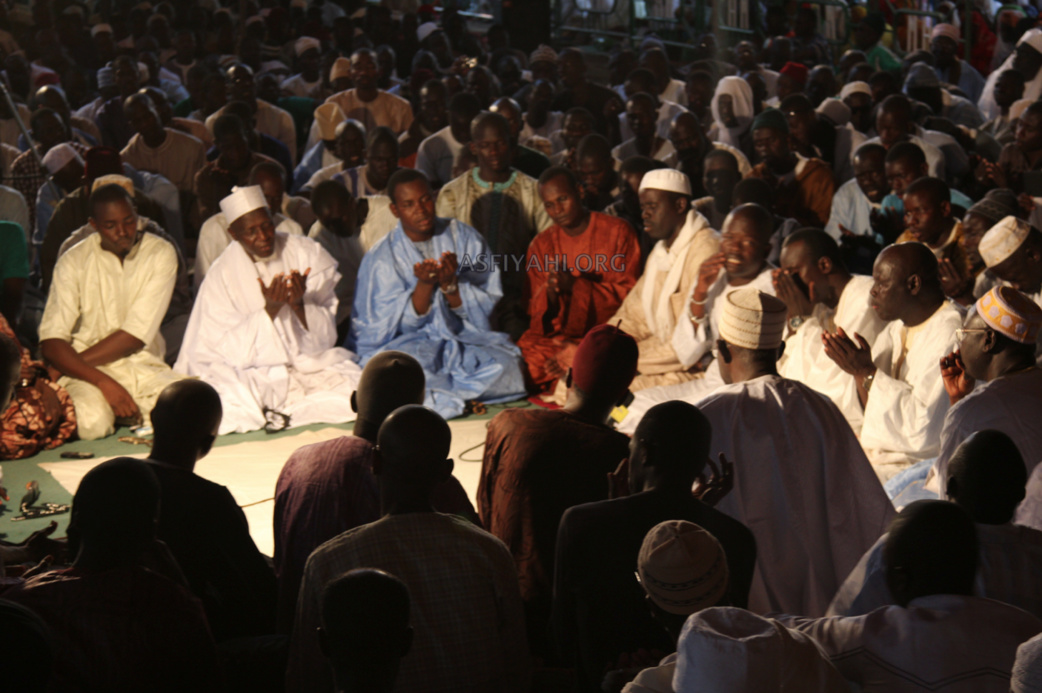 VIDEO - GAMOU DIACKSAO 2014 - Hadratoul Djumah du Vendredi 4 Avril 2014