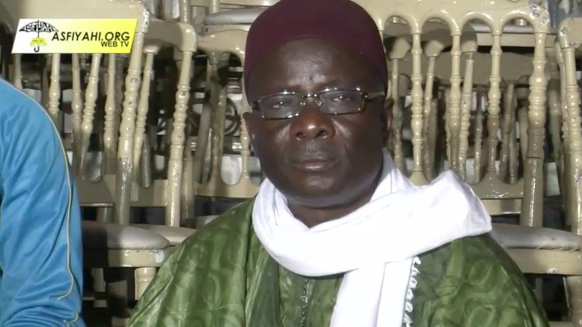 VIDEO - GAMOU DIACKSAO 2014 - Hadratoul Djumah du Vendredi 4 Avril 2014 : Causerie de Serigne Pape Makhtar Kébé