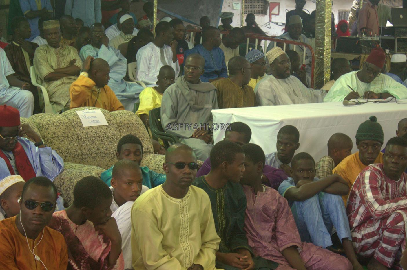 PHOTOS: Les Images de la journée de Priéres de la Famille de Mame Mbaye Diop de Ouakam , l'un des premiers Moukhadams de Seydil Hadj Malick Sy au Cap Vert