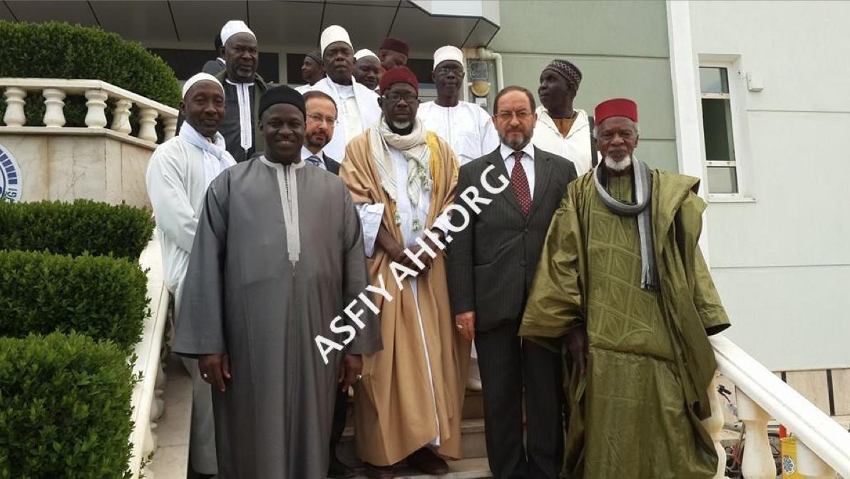 PHOTOS - TURQUIE : Les images de la visite des Religieux Senegalais à Istanbul