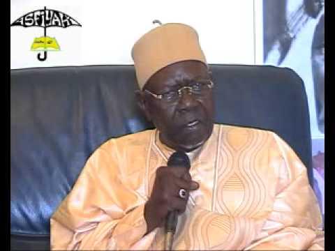 VIDEO -  ZIARRE GENERALE 2014 : Déclaration de Serigne Abdoul Aziz Sy Al Amine