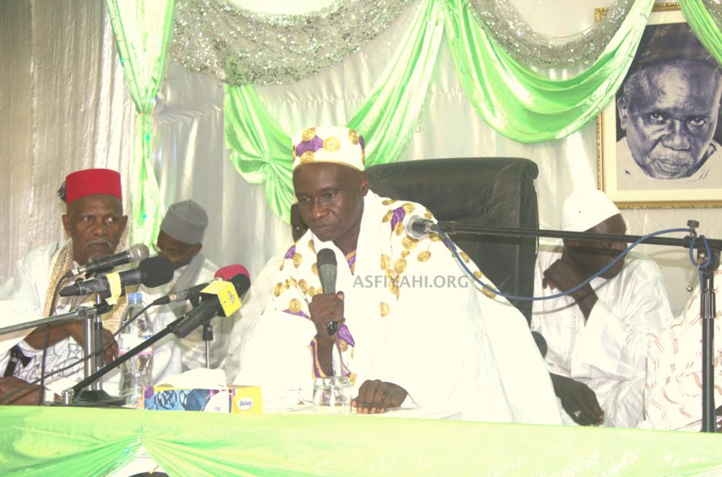 VIDEO - 1ERE PARTIE - Gamou El Hadj Amadou Lamine Diéne du Samedi 26 Avril 2014