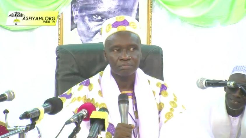 VIDEO - 2EME PARTIE - Gamou El Hadj Amadou Lamine Diéne du Samedi 26 Avril 2014 - Causerie de Serigne Mame Malick Sy Ibn Borom Daara Ji