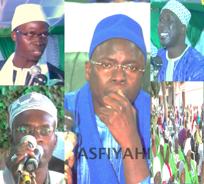 VIDEO - Les Temps Forts du Takussan Serigne Sidy Ahmed Sy Djamil 2014