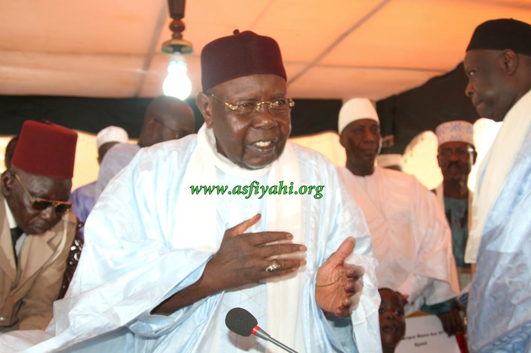 PHOTOS - Les Images de la Conference de Serigne Abdoul Aziz SY Al Amine à Fass Seydi Djamil ce 5 Juillet 2014