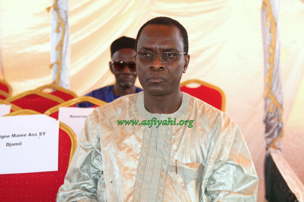 "Serigne Mbaye Sy Mansour à la Conference de la Hadara Seydi Djamil : ""Soyons et restons unis"""