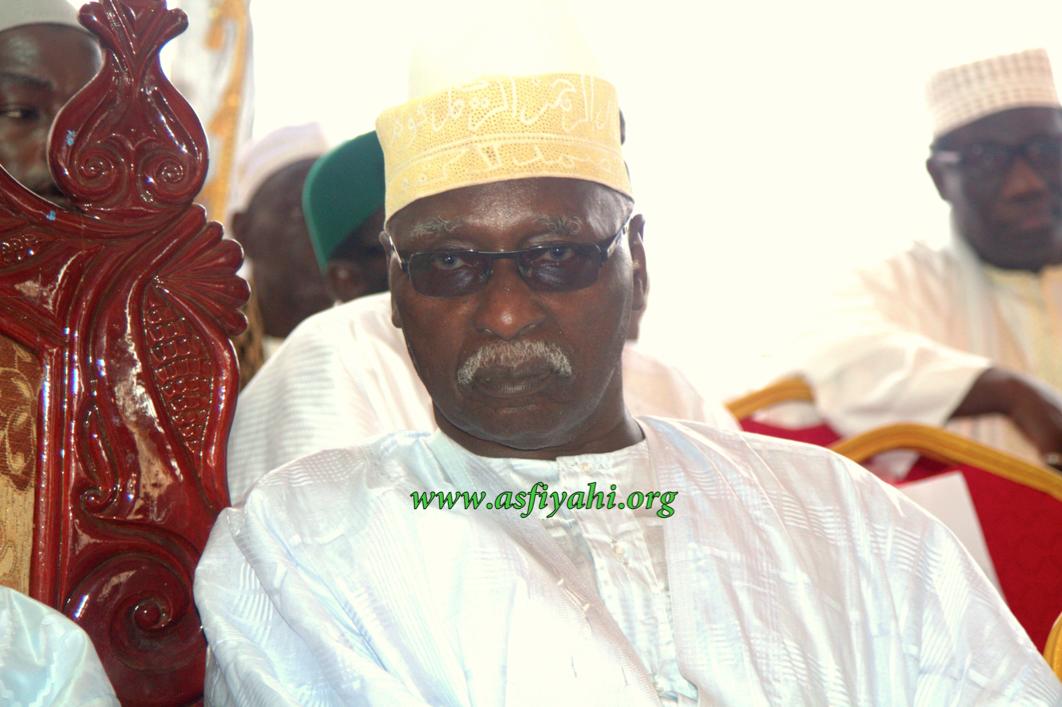 CONFERENCE HADARA SEYDI DJAMIL 2014: Allocution de Serigne Mbaye Sy Mansour