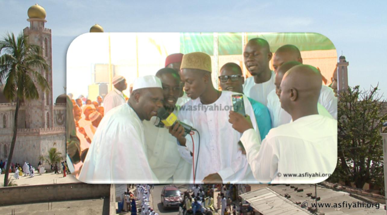 VIDEO - ACHOURA 2014 A TIVAOUANE : Temps Forts Arrivée du Convoi et Prestations de Doudou Kend et Pape Malick Mbaye Dondé