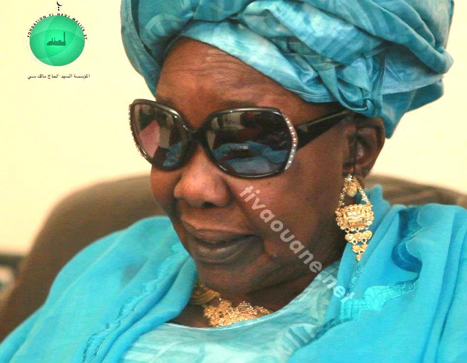 Sokhna Oumou Kalsoum Sy Bint Serigne Babacar Sy raconte ... Comment Cheikhal Khalifa a vècu à la Rue Thiérs le bombardement de Dakar