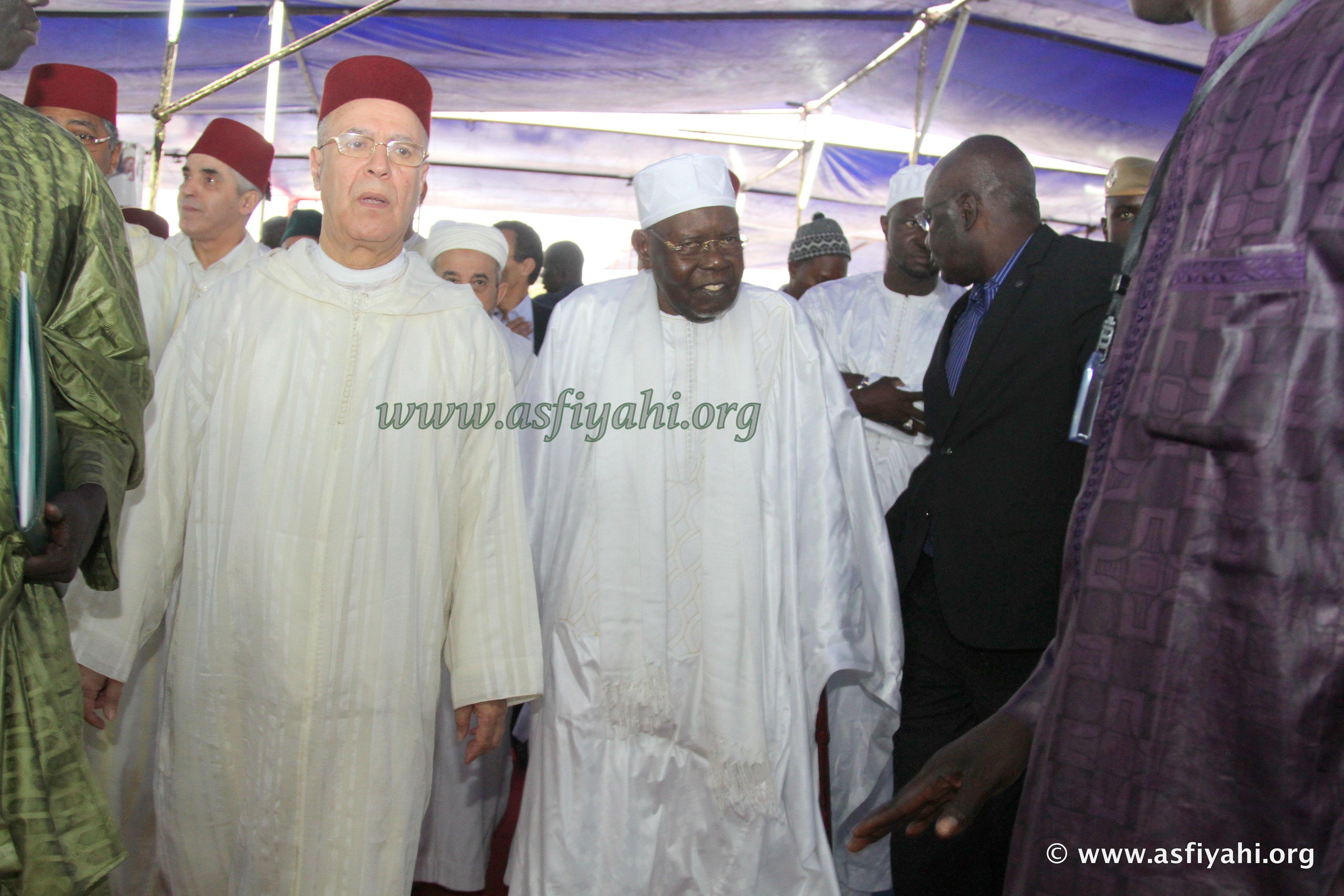 PHOTOS- Les Images de l'ouverture Officielle des Journées Cheikh Ahmed Tidiane Cherif (rta), à la grande Mosquée de Dakar