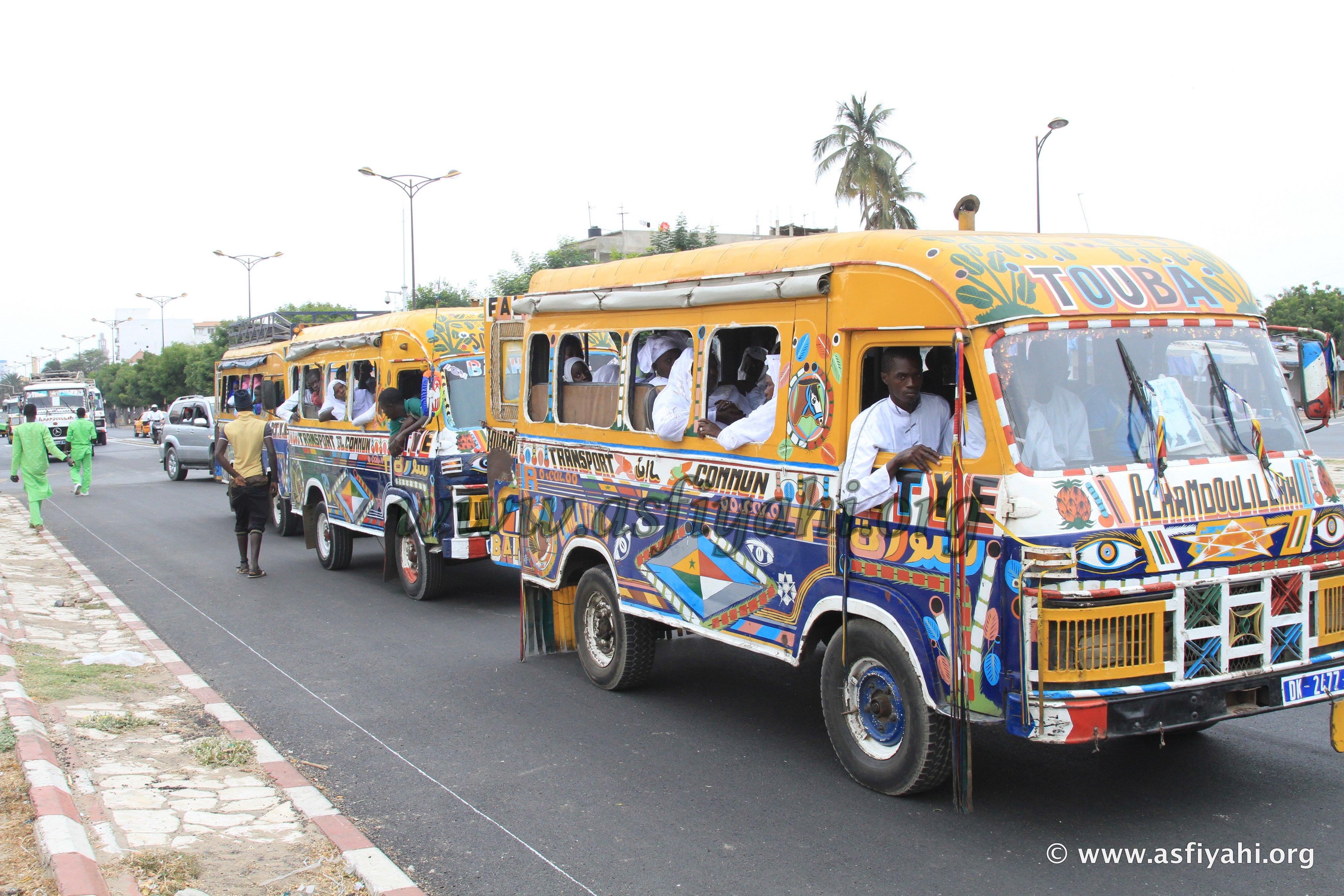 PHOTOS - Le Grand Rassemblement des Jeunes Tidianes de Dakar , lors de la Conference des Journées Cheikh 2014