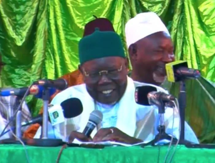 VIDEO - CONFÉRENCE JOURNÉES CHEIKH 2014 - Les Conclusions de Serigne Abdoul Aziz Sy Al Amine