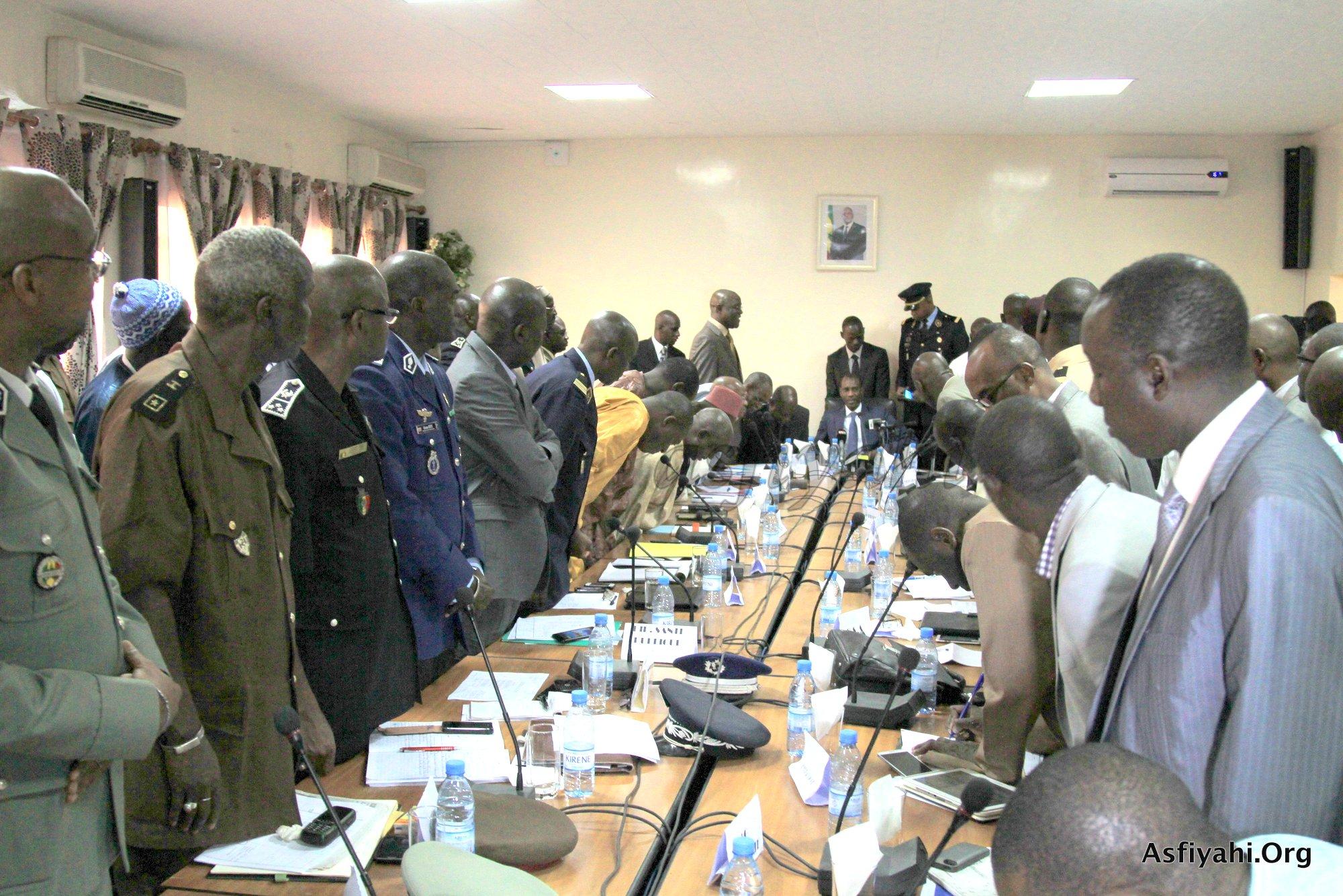 PHOTOS: Préparatifs du Gamou de Tivaouane 2015 – Les Images du CRD tenu au Ministère de l'intérieur ce Mardi 16 Décembre 2014